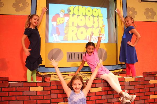 Summer Play Schoolhouse Rock 2017