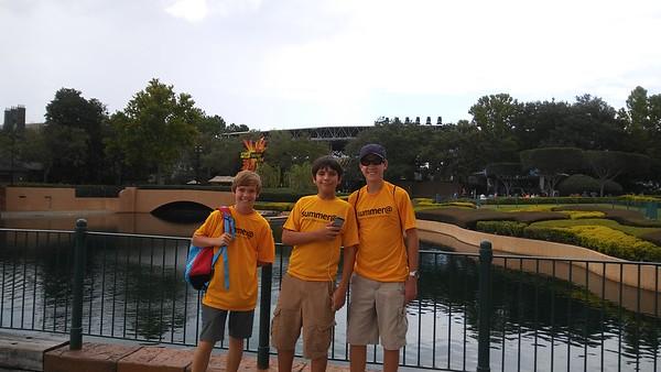 Universal Studios - Session III