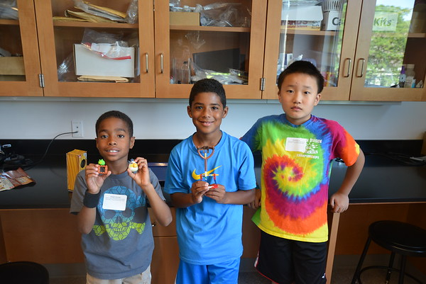 Science Camp Week 3