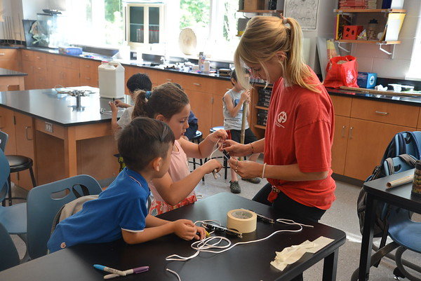 Science Camp Week 4