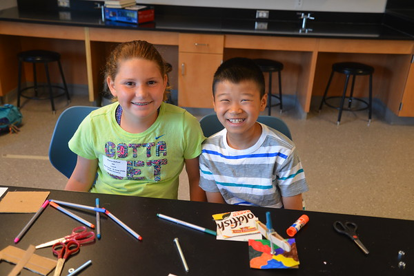 Science Camp Week 6