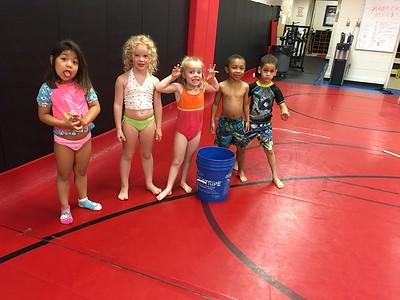 Week 8 - 5 year olds