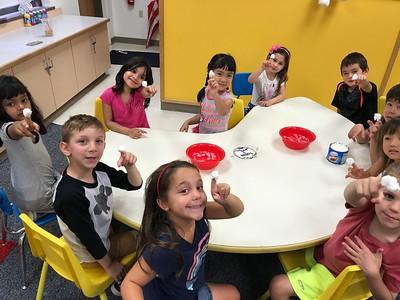 Week 8 - Junior Scientists