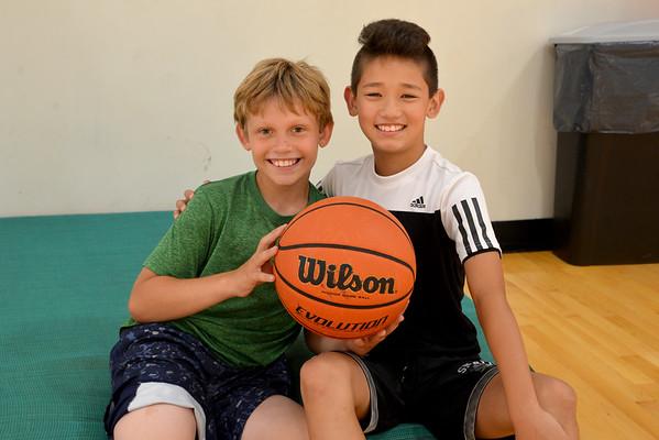 Boys Developmental Basketball