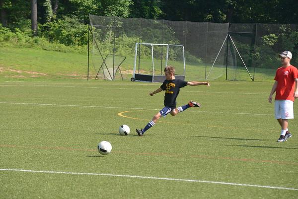 Boys Soccer Week 5