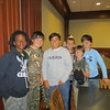 Some of the SEC primed and ready for paintball!