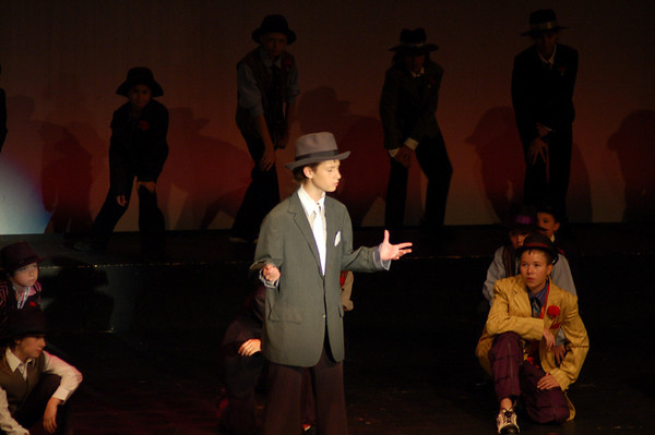 Belfry Camp Presents: Guys and Dolls