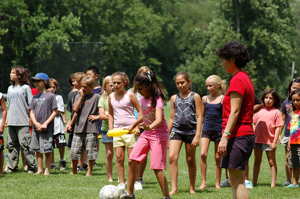 Day Camp Summer Olympics