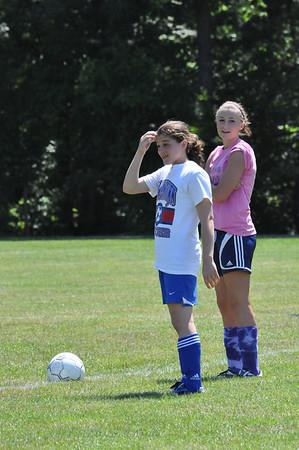 Soccer:  Boys vs. Girls
