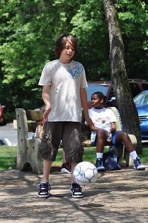 Soccer: Goal Keeper's Camp