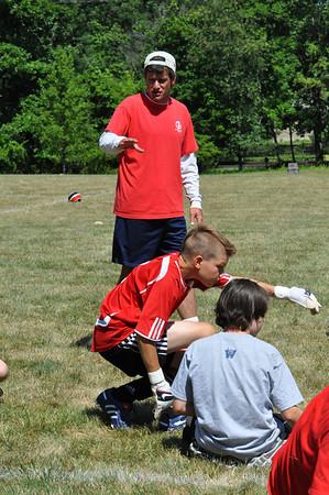 Goal Keeper's Camp