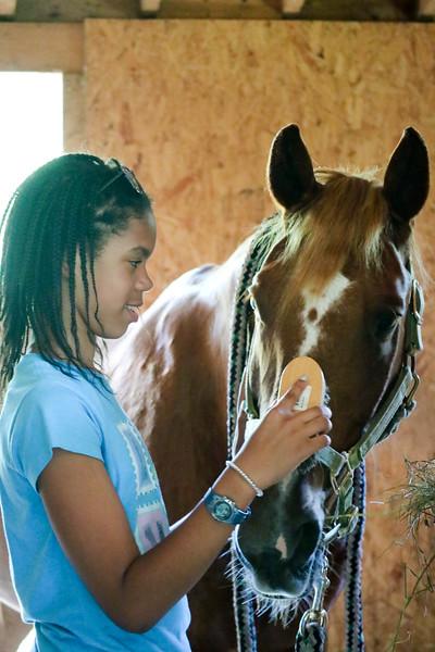 July 18: Horseback Riding