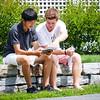 July 21: Learning Outside
