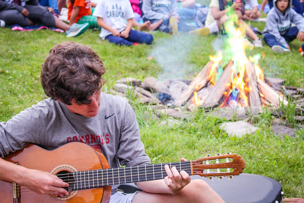 July 22: Campfire Fun