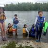 July 25: C.O.R.E. Trip to Wickwas Lake