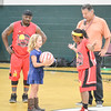 July 29: Comedy Basketball with the Court Jesters