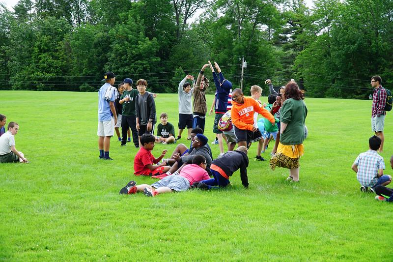 June 28: Afternoon Activities