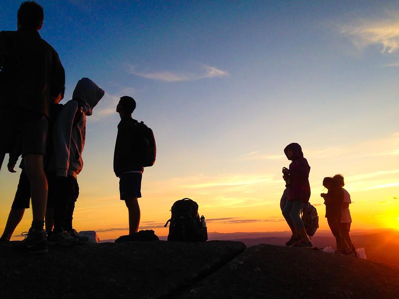 July 29:  Sunset Hike!