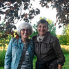Linda and Margie!