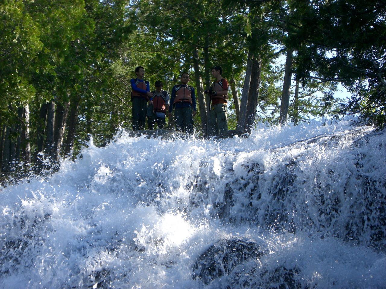 Louisa Falls