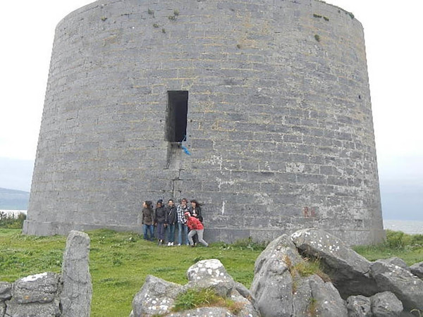 Martello Tower hike