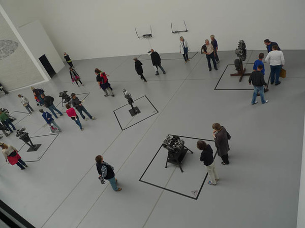 Thomas Bayrle, Documenta 13