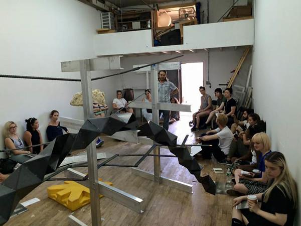 Bushwick studio