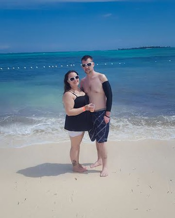 Krystal Zambrano and Brett Foresman went on a cruise to the Bahamas in celebration of their engagement. They are getting married on August 5th, 2016.