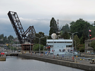 Ballard (Chittenden) Locks.