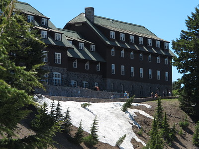 Crater Lake Lodge.