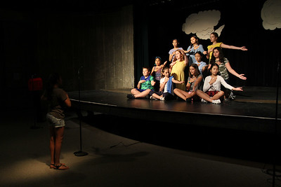 Middle School Performing Arts Camp