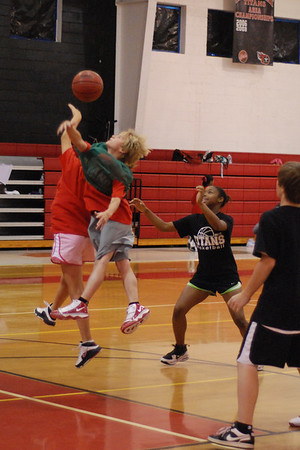 Holy Spirit Basketball Camp