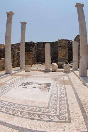 Delos - Island of Ruins