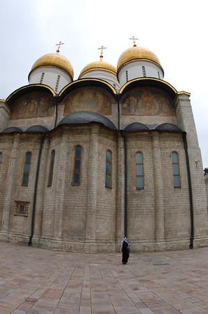 Moscow - The Kremlin