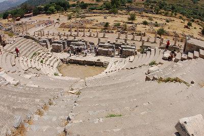Ephesus - Ancient Roman Ruins