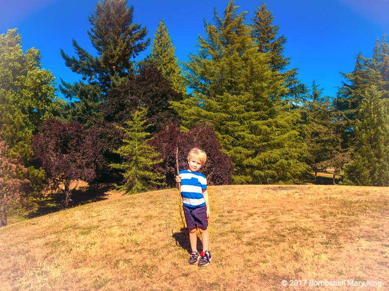 Gabriel Park, Portland, Oregon