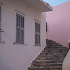 Alley in Pink