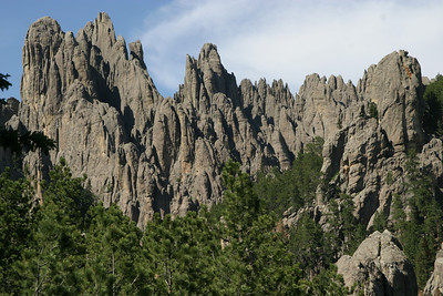 Another view from the Needles Highway, Custer State Park, South Dakota.