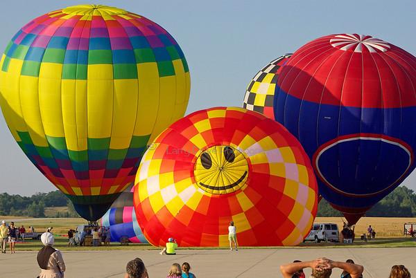 Angola Balloons Aloft 2011, 2012, 2013