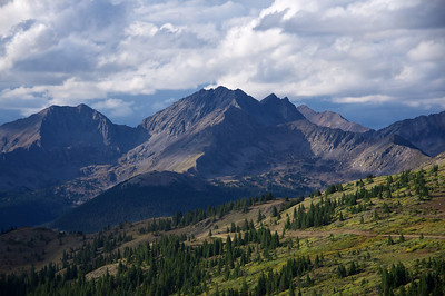 Cottonwood Pass, Colorado.