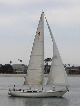 Sailing 2005