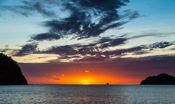 Hot Spot Sunset