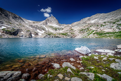 Blue Lake | Indian Peaks Wilderness, CO