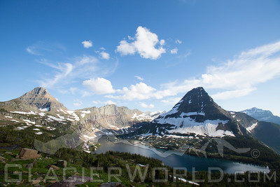 Hodden Lake, Glacier National Park