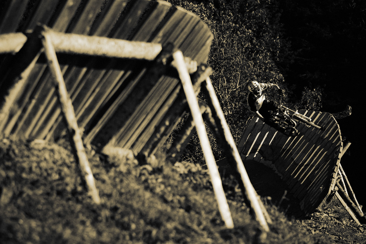Ivan Malakhov, Bike park Leogang