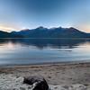Evening at Murtle Lake