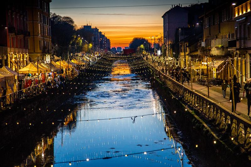 Milan, Naviglio district