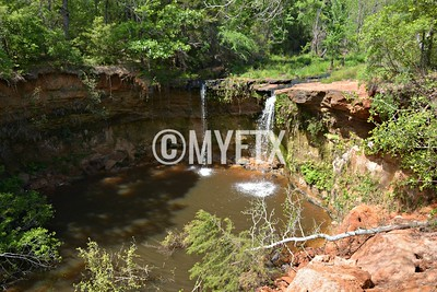 Wolf Creek Waterfalls
