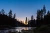 Twilight on the Tuolomne