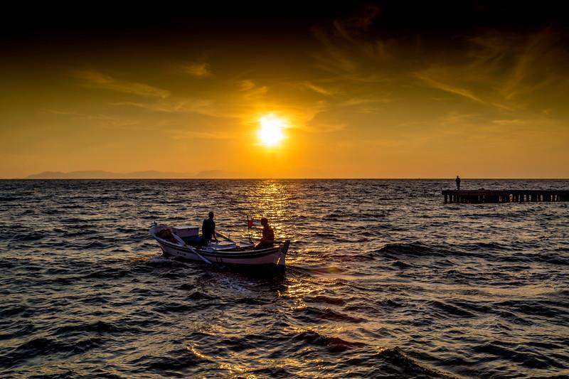 Fishing in Turkey